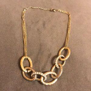 Alfani Gold Necklace.
